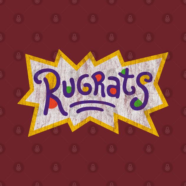 Vintage Rugrats Logo