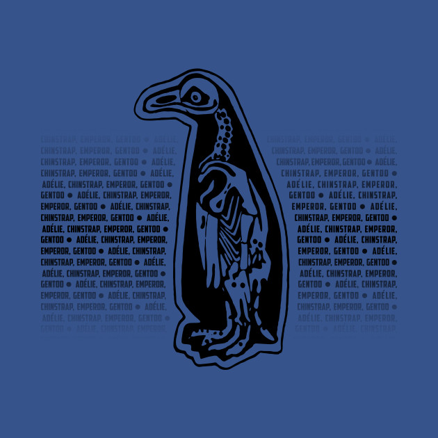 Atypical Notebook Penguin - Atypical