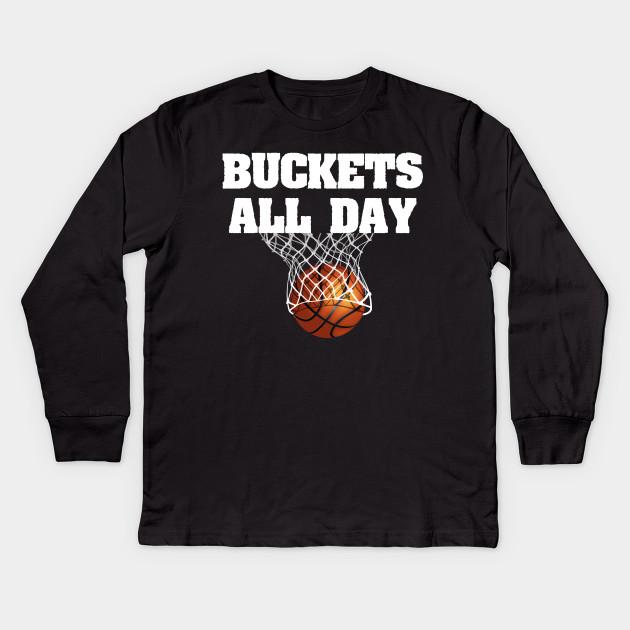 e1cec4ad Graphic Basketball Shirt. Costume Ideas - Bassketball - Kids Long ...