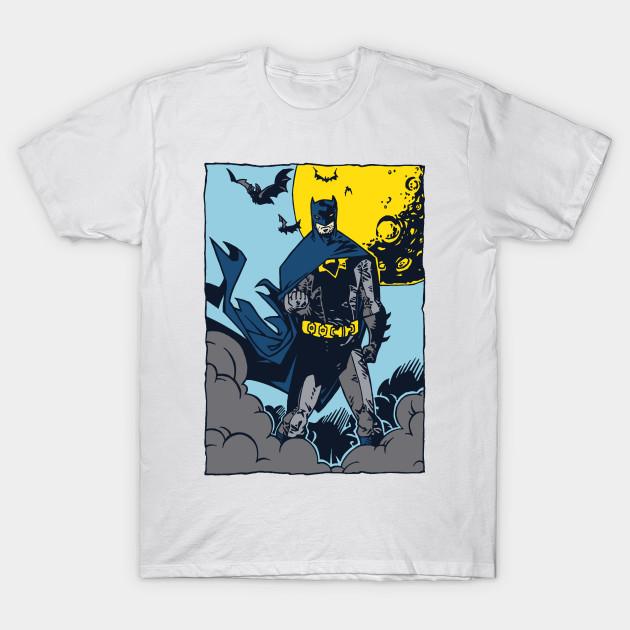 batman t shirt uk