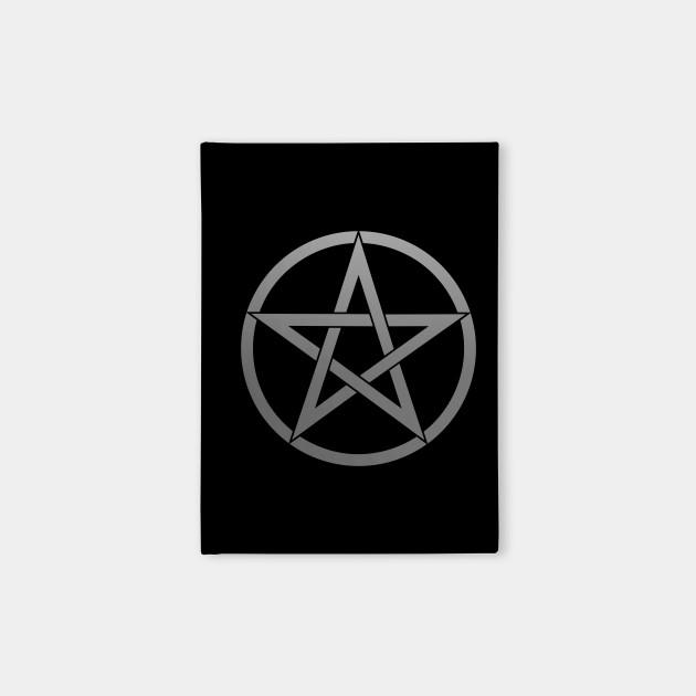 Pentacle in Gray