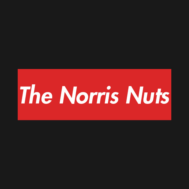 The Norris Nuts - The Norris Nuts - T-Shirt   TeePublic