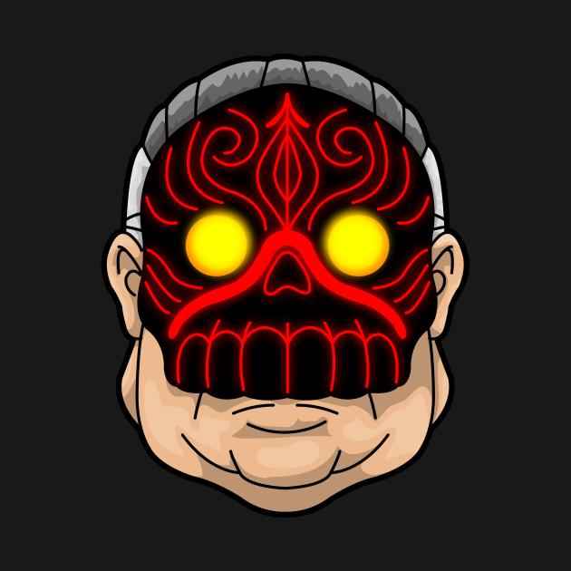 Venture Bros - Dr Killenger head