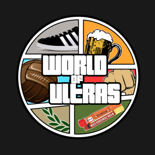 World of Ultras t-shirts