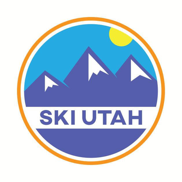 Ski Utah Badge