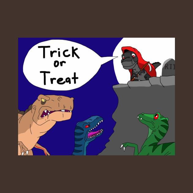 Chomper's Halloween