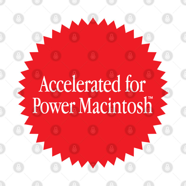 Accelerated for Power Mac