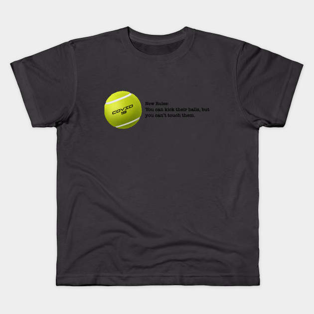 Tennis Children/'s T-shirt T-shirt I can/'t have Tennis