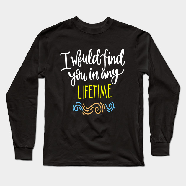 VALENTINE'S DAY TEE Long Sleeve T-Shirt