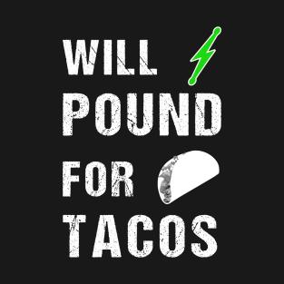 d06d0f7b4d7e Main Tag Pound Workout Fitness T-Shirt