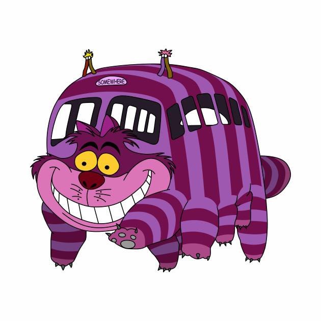Cheshire Catbus