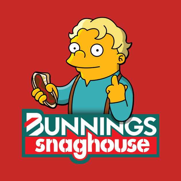 Bunnings Snaghouse