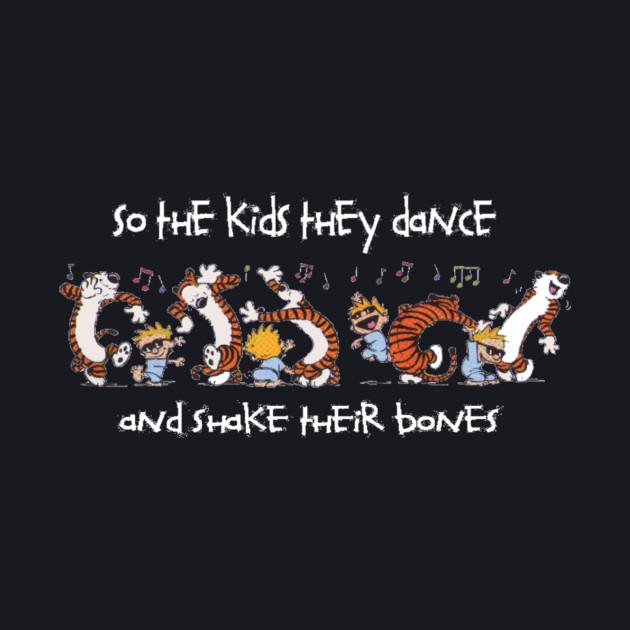 kids they dance