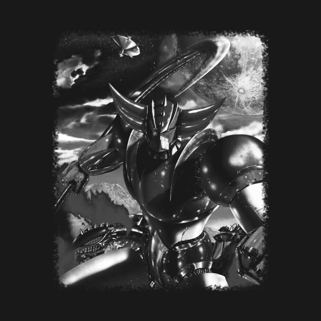 Go Nagai collection - Grendizer 01