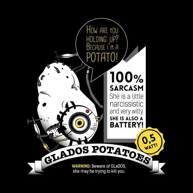 Glad0s Potatoes