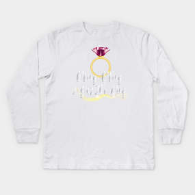 9ab125b34 Bride For Wedding - Bride To Be Kids Long Sleeve T-Shirt