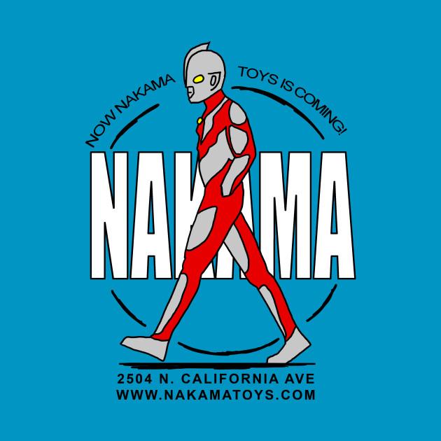 Nakama Man