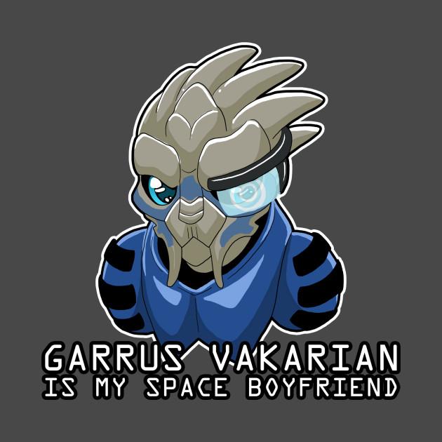 Garrus Vakarian Is My Space Boyfriend