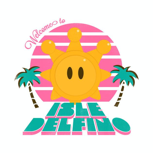 Welcome to Isle Delfino