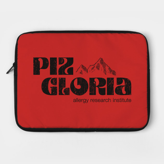 Piz Gloria - allergy research institute (aged look)