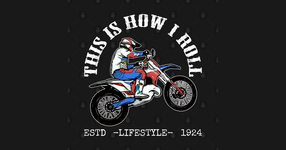 Born To ride dirt bikes forced to go to school - Born To