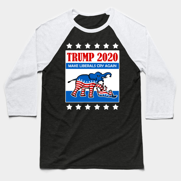908c69033 Trump 2020 Make Liberals Cry Again Shirt Political President Elections Vote  Tshirt Gift Tee ...
