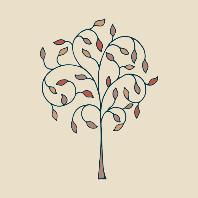 Artsy tree streetwear