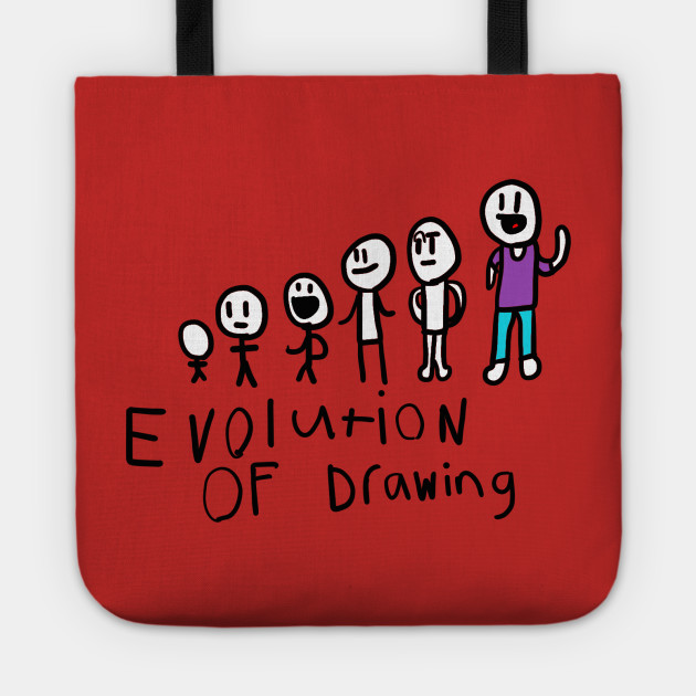 Evolution of drawing