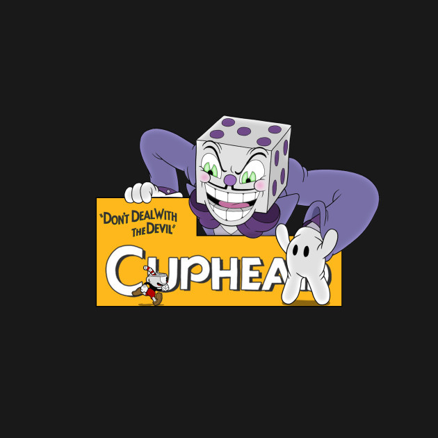 Cuphead vs King Dice