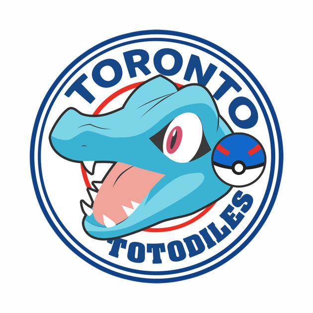 Toronto Totodiles