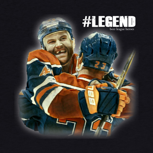 "Zack Kassian ""The Legend"""