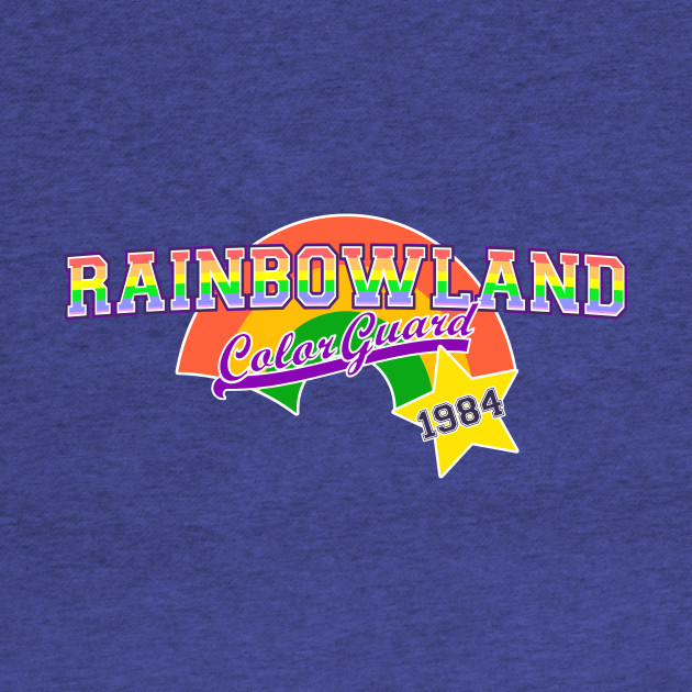Rainbowland Color Guard