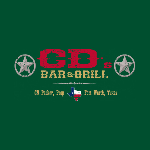 official photos 736f2 dd8ae CD's Bar & Grill from Walker Texas Ranger