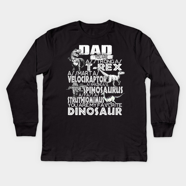 8f8bc41d Dad You're My Favorite Dinosaur tshirt For Father's Day - Fathers ...