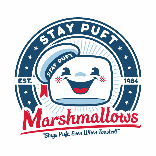 Stay Puft Marshmallows