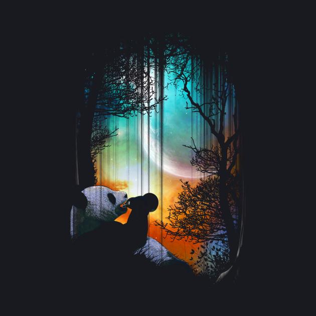 Drunken Panda