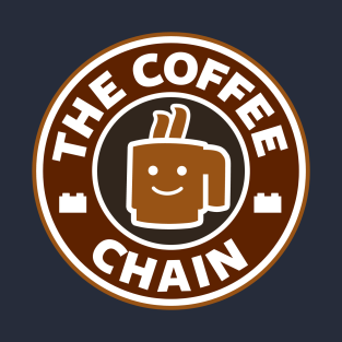 The Coffee Chain t-shirts