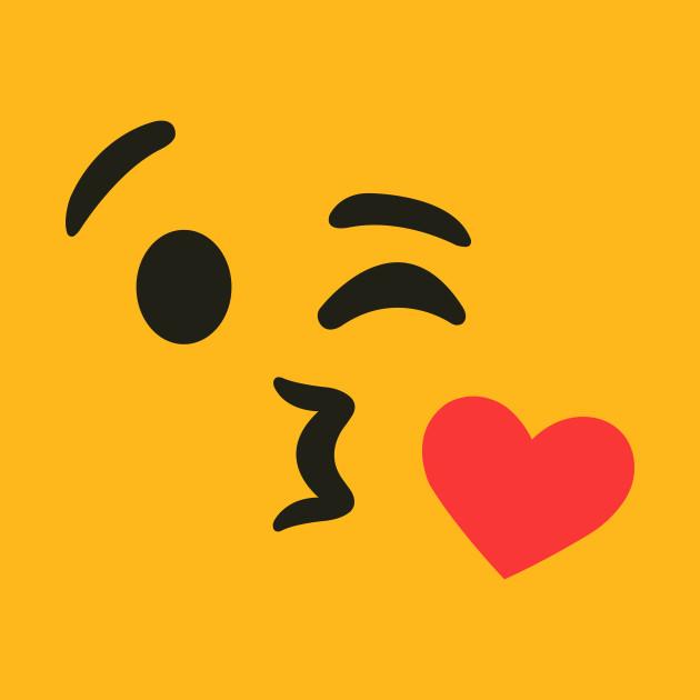 emoji kiss wink heart blowing kiss emoji for women emoji kiss t