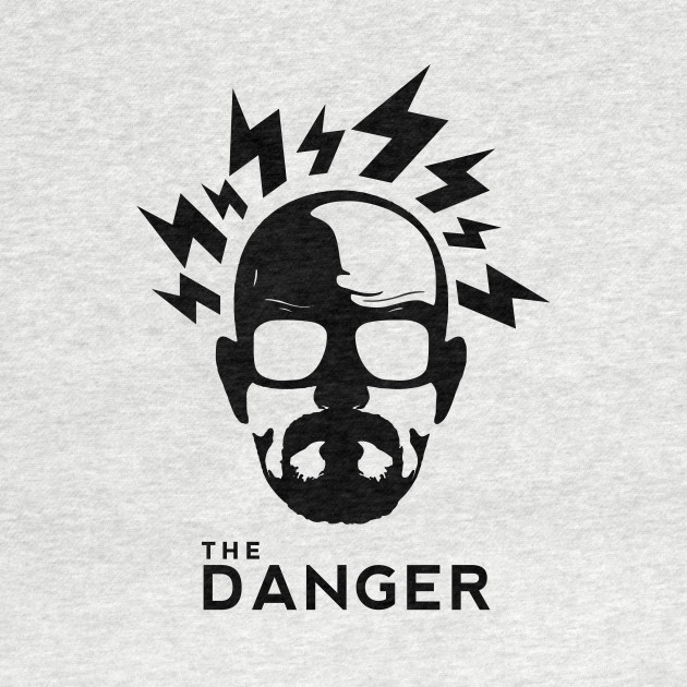Breaking Bad - I am the Danger v2