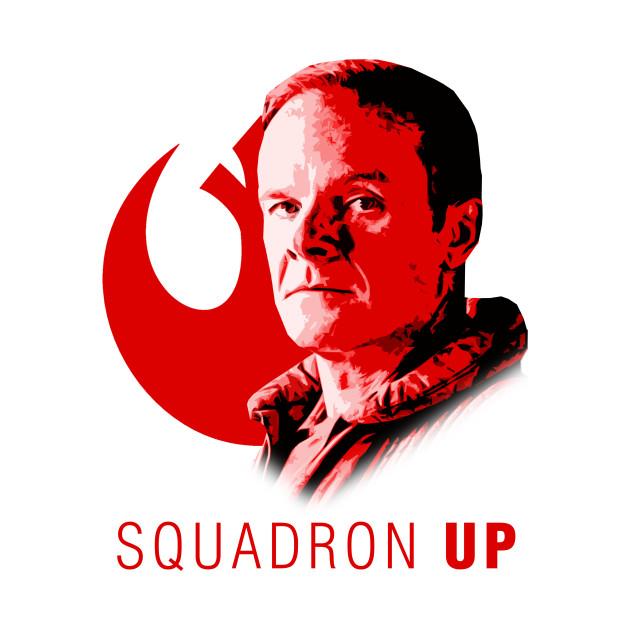 """Draven """"Squadron Up"""""""