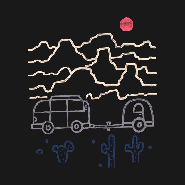 Van Desert