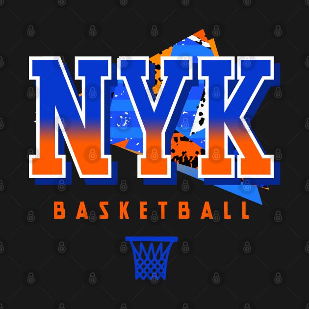 New York Basketball Retro