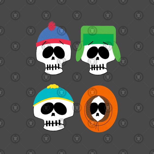 Southern Skulls