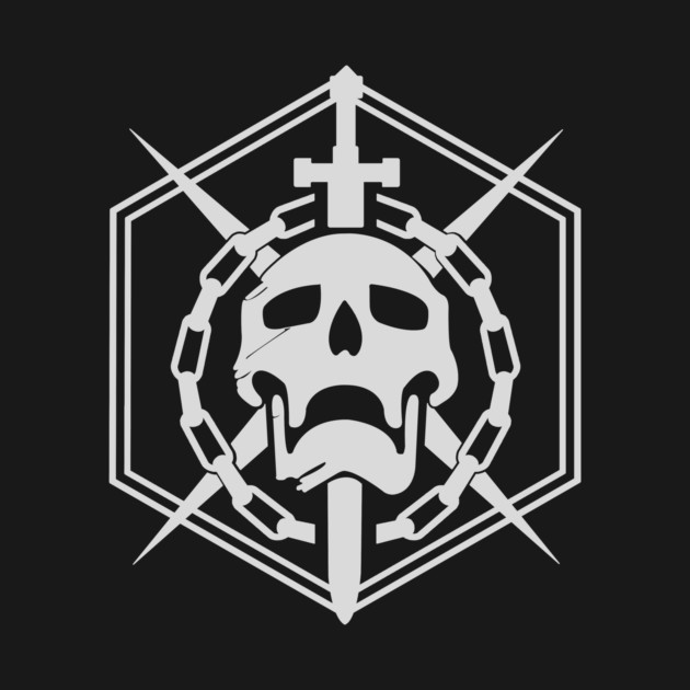 Destiny Raid Skull Emblem