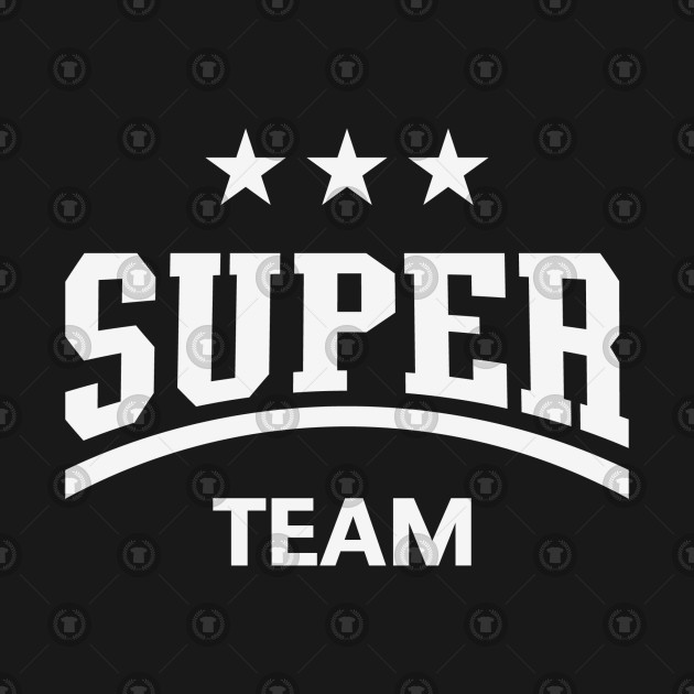 Super Team (White)