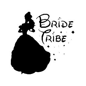 bride tribe 5 sticker