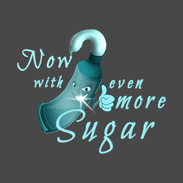 Now With Even More Sugar!
