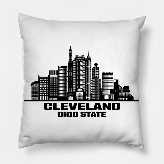 Cleveland Ohio America Skyline