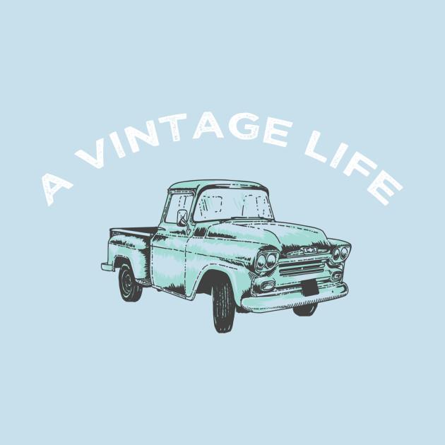 A Vintage Life Truck
