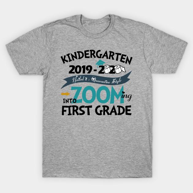 2020 nailed it quarantine style into zooming first grade Saying Shirt Sweatshirt Hoodie for Women Ladies Men Custom Number grade Kindergarten 2019
